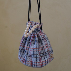 poppy bucket bag _ baby checker